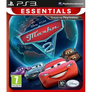 Купить Игра для ps SONY Portable Тачки 2. Essentials (rus)