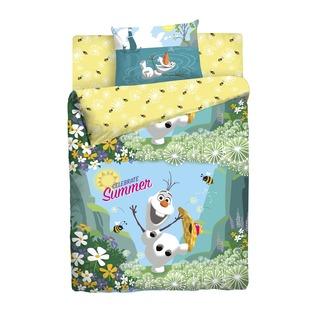 Купить Детский комплект постельного белья Disney «Frozen»