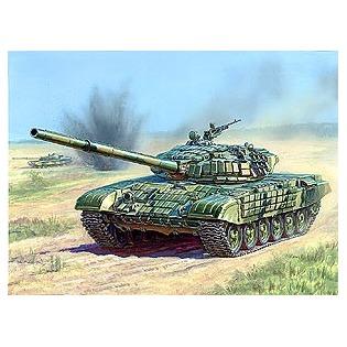Купить Сборная модель Звезда танк с активной броней Т-72Б