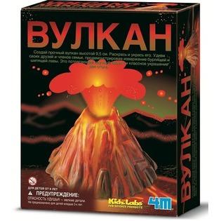 Купить Набор юного археолога 4M «Вулкан»