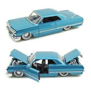 Купить Модель автомобиля 1:24 Jada Toys Chevy Impala hard Top 1963