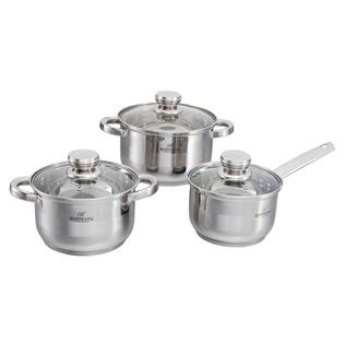 Купить Набор кухонной посуды Bohmann «Универсал» BH-06-175, 6 предметов