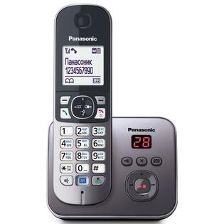 Купить Радиотелефон Panasonic KX-TG6821