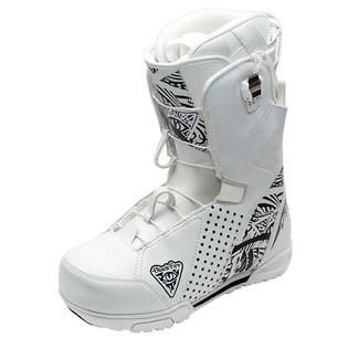 Купить Ботинки для сноуборда Black Fire B&W 2QL White (2012-13)