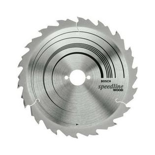 Купить Диск отрезной для ручных циркулярных пил Bosch Speedline Wood 2608640774