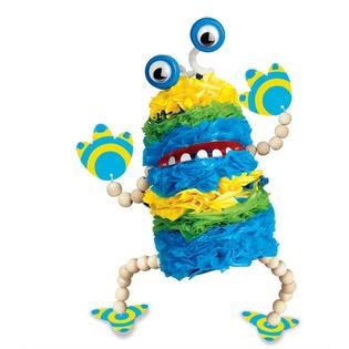 Купить Набор для создания игрушек из полиэтиленовых пакетов 4M «Пластиковый чудик»
