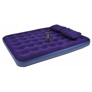 Купить Кровать надувная Relax Flocked air bed queen with 2 Pillows&Handpump