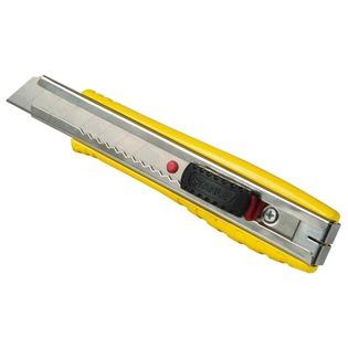 Купить Нож строительный STANLEY FatMax с лезвием с отламывающимися сегментами