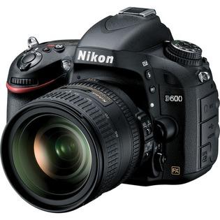 Купить Фотокамера цифровая Nikon D600 KIT AF-S 24-85mm f/3.5-4.5G ED VR