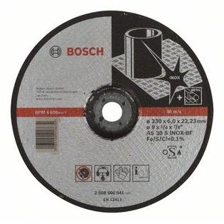 Купить Диск обдирочный Bosch Expert for Inox 2608600541