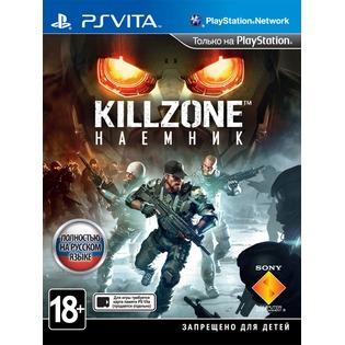 Купить Игра для PS Vita Soft Club Killzone: Наемник (rus)