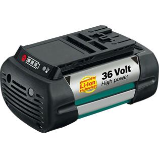 Купить Аккумулятор для газонокосилки Bosch Rotak 34LI/37Li/43Li AKE 30 Li AHS 54 LI