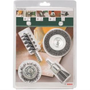 Купить Набор щеток шлифовальных Bosch 2609256553