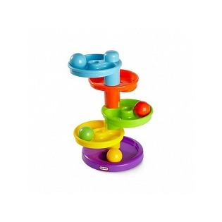 Купить Игрушка развивающая для самых маленьких Little Tikes «Горка-спираль»