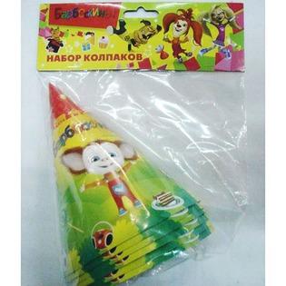 Купить Набор колпаков Весёлый Праздник «Барбоскины»