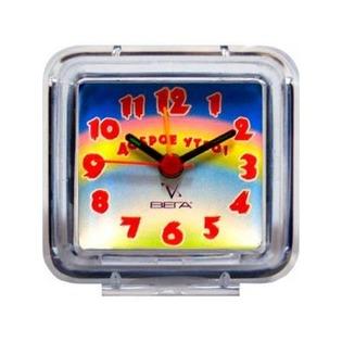 Купить Будильник Вега Б 1-013 «Доброе утро! Радуга»