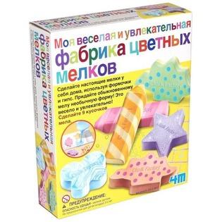 Купить Набор для творчества 4M Фабрика цветных мелков