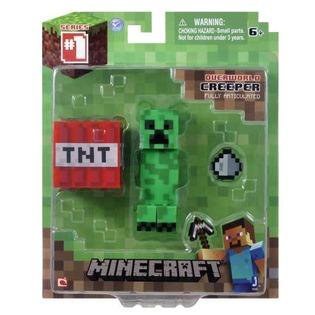 Купить Набор игровой c фигуркой и аксессуарами Minecraft «Крипер»