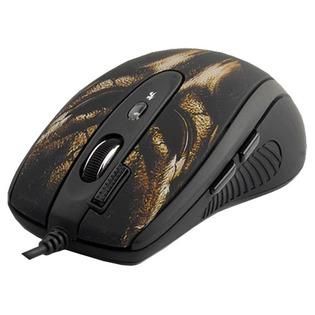 Купить Мышь A4Tech XL-750BH Black-Brown USB
