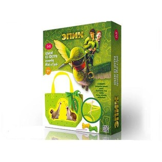 Купить Набор для шитья сумочки Делай с Мамой ЭПИК. Маб и Граб 49614