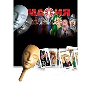 Купить Набор подарочный с масками БЭМБИ «Мафия»