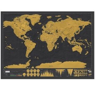 Купить Карта путешественника Luckies Scratch Deluxe версия