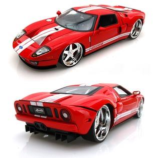 Купить Модель автомобиля 1:24 Jada Toys Ford GT- Andrea Racing V 2005