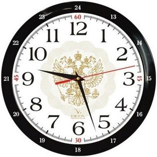 Купить Часы настенные Вега П 1-6719/6-37