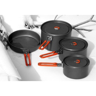 Купить Набор портативной посуды FIRE-MAPLE Feast 5