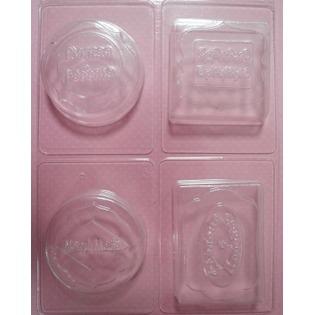 Купить Набор пластиковых формочек для литья Ars Hobby «Ручная работа»