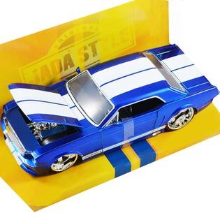 Купить Модель автомобиля 1:24 Jada Toys Mustang Hard Top 65. В ассортименте