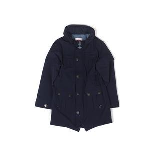 Купить Куртка детская для мальчика Appaman Wiley Raincoat. Цвет: синий