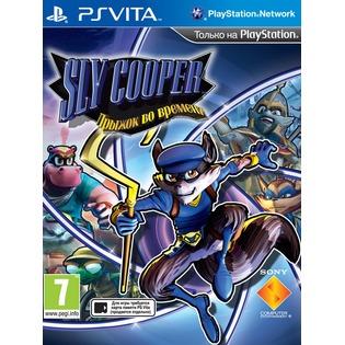 Купить Игра для ps SONY Sly Cooper: Прыжок во времени (rus)