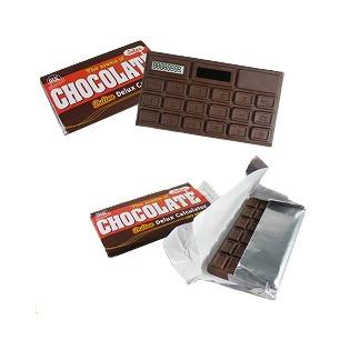"""Купить Калькулятор solar """"Плитка шоколада"""""""