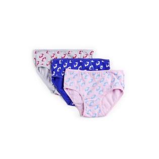 Купить Трусики для девочки Appaman Monkey Girl Undies 3-pack