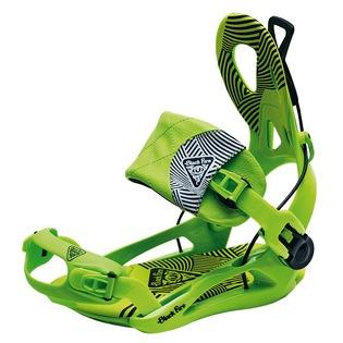 Купить Крепления сноубордические Black Fire BF FT Lux green (2013-14)