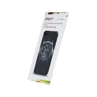 Купить Голографическая наклейка для iPhone 4/4s Onext Watch