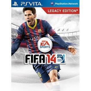 Купить Игра для PS Vita Soft Club FIFA 14 (eng)