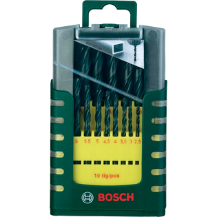 Купить Набор сверл Bosch 2607017151