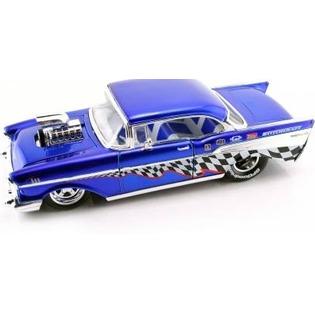 Купить Модель автомобиля 1:24 Jada Toys Chevy Bel Air Hardtop 1957. В ассортименте