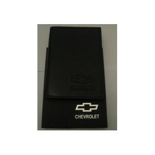 Купить Бумажник водителя Chevrolet