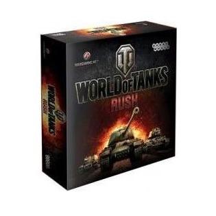 Купить Игра настольная Мир Хобби World of Tanks: Rush