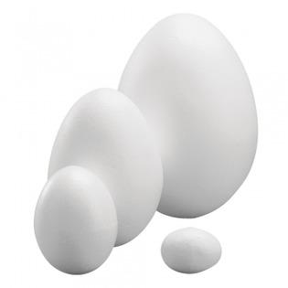 Купить Фигурка из пенопласта Rayher «Яйцо»