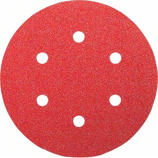 Купить Набор шлифовальных листов Bosch 2609256A35