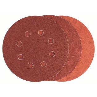 Купить Набор листов для эксцентриковой шлифмашины Bosch Best for Wood, 8 отверстий, 6 шт