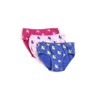 Купить Трусики для девочки Appaman Unicorn 3-Pack