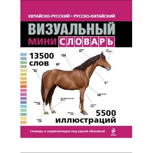 Купить Китайско-русский русско-китайский визуальный мини-словарь