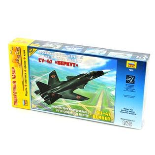 """Купить Подарочный набор Звезда самолет Су-47 """"Беркут"""""""