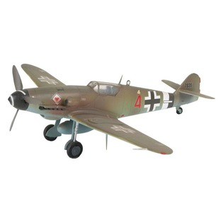 Купить Сборная модель истребителя Revell Messerschmitt Bf-109
