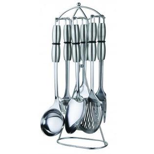Купить Набор кухонных принадлежностей Irit IRH-615 на подставке